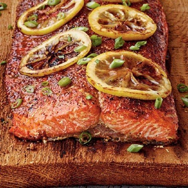 Munch on Salmon