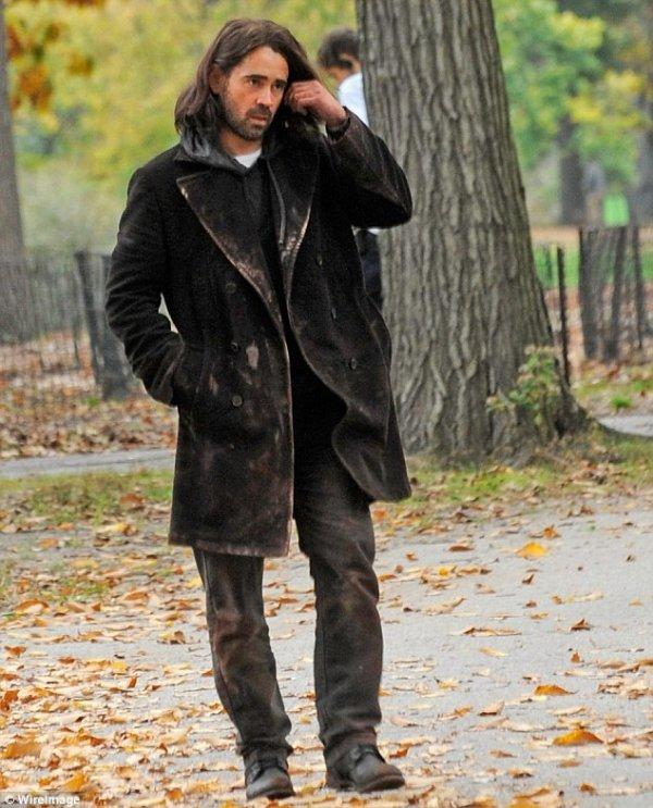 """Colin Farrell in """"Winter's Tale"""""""
