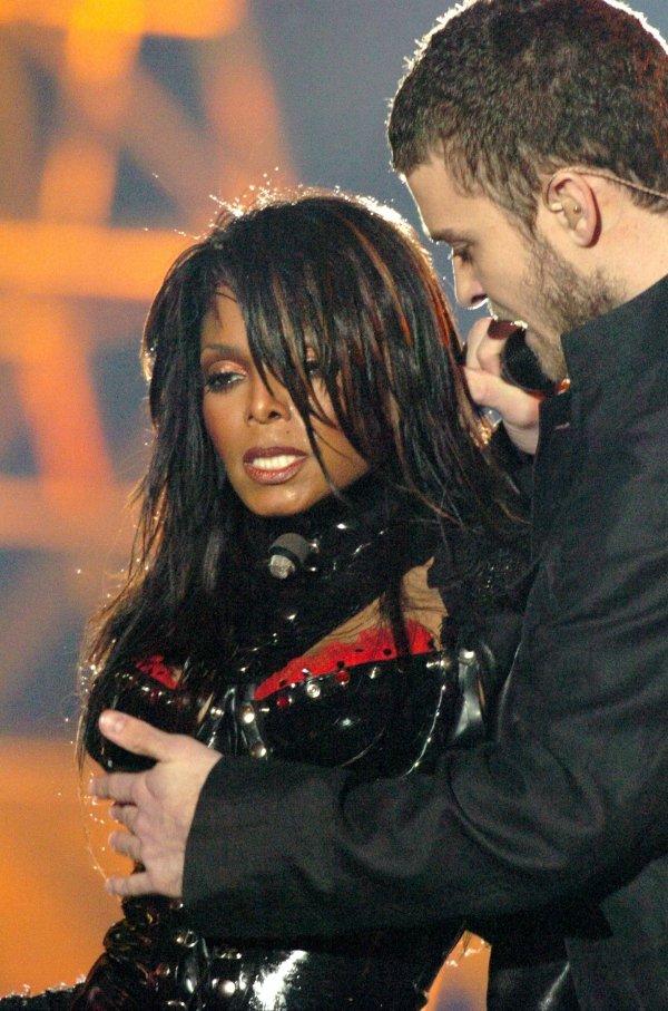 Janet Jackson, Superbowl 2004