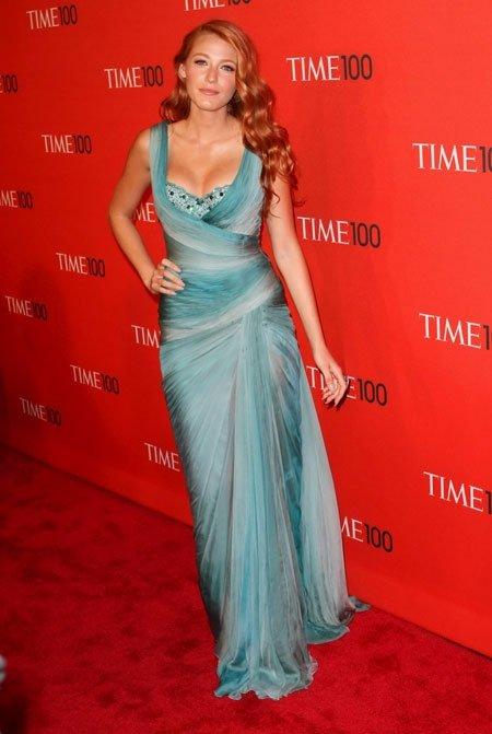 Blake Lively, TIME 100 Gala, 2011