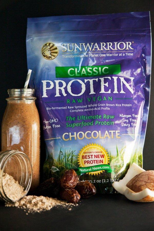 Raw Protein Powders