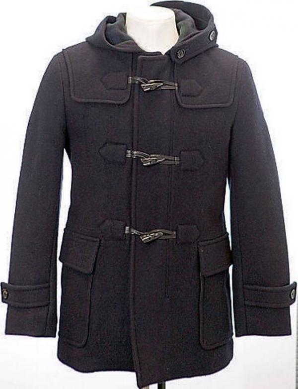 Uniqlo Duffele Coat