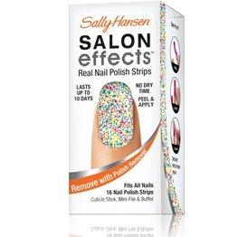 Sally Hansen Salon Effects Nail Polish Strips in Frock Star