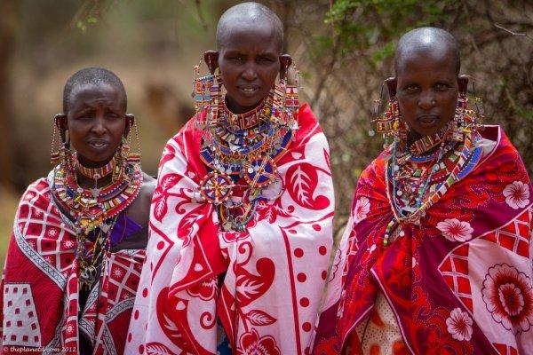 The Exotic Kenyan Tribes