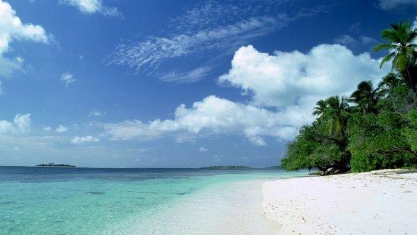 Miles and Miles of White, Fine Beaches