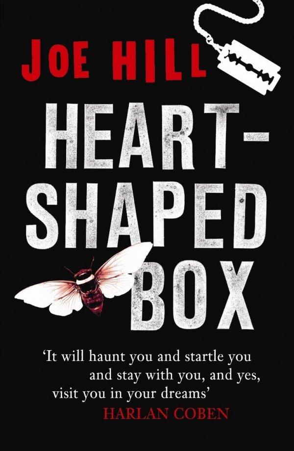 Heart Shaped Box by Joe Hill