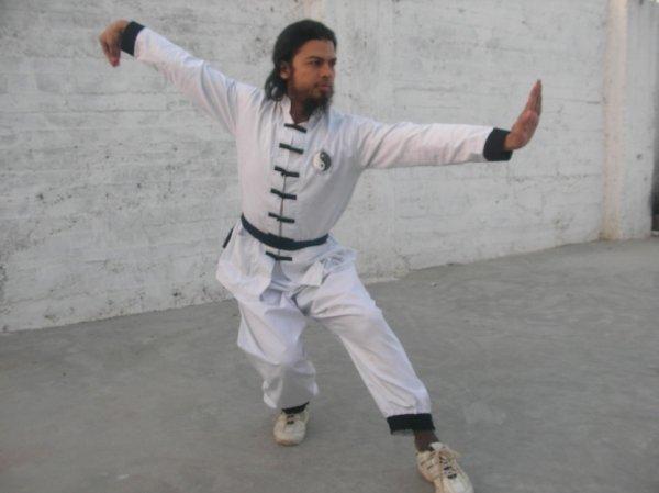 Kung Fu Gymnastics