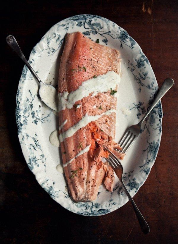 Make Sauce for Your Seafood