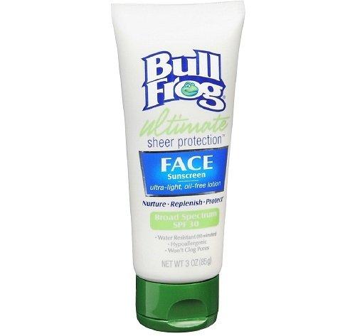 Bullfrog Ultimate Sheer Protection Sunscreen SPF 30