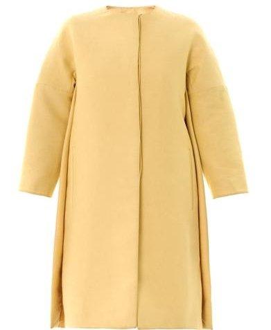 Lemon Yellow Coat