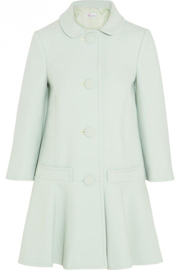 Retro Mint Coat