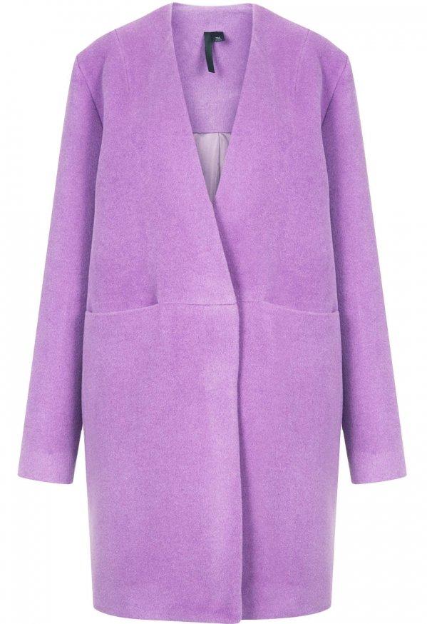Pastel Purple Coat