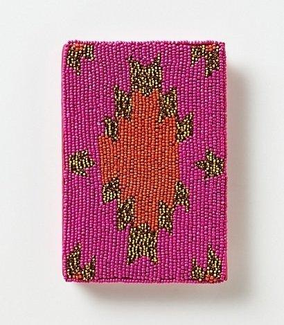 Beaded Journal