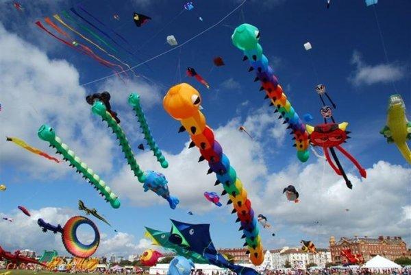 International Kite Festival, India