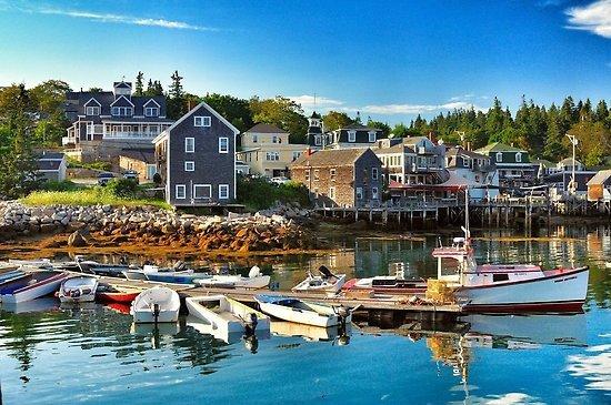 Stonington, Deer Isle, Maine