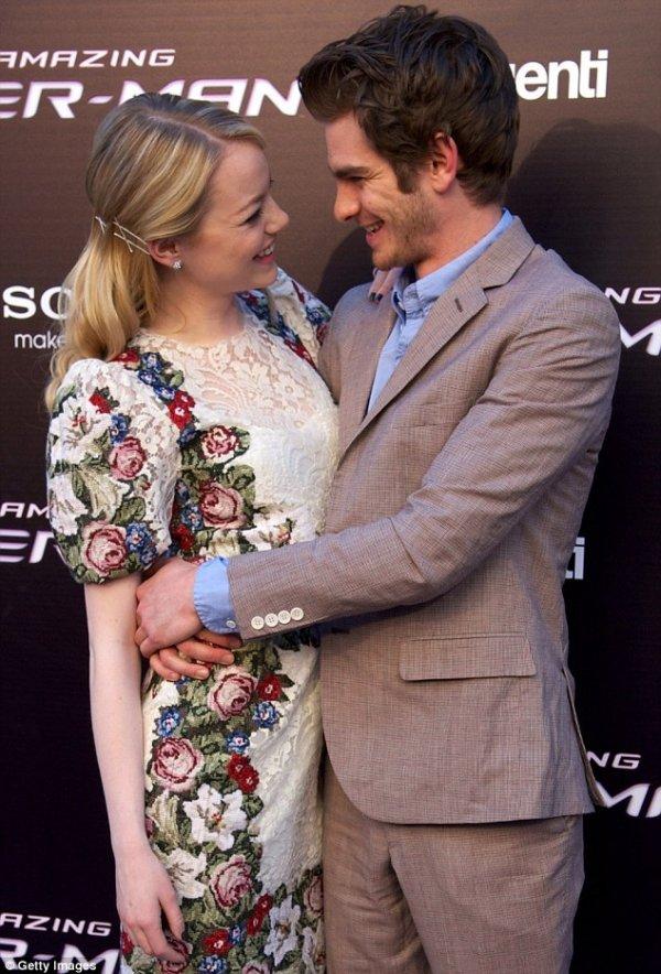 Andrew Garfield Loves Her