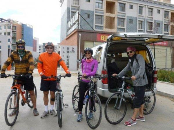 Kathmandu Valley Bike Ride