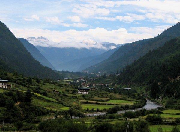 Find Peace in Bhutan