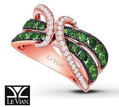 Kiwiberry Green Diamonds