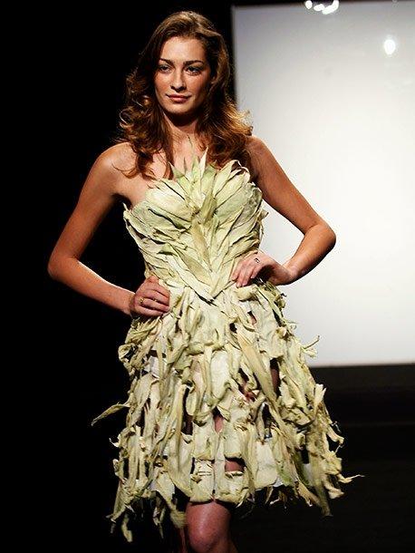 Austin Scarlett's Cornhusk Dress