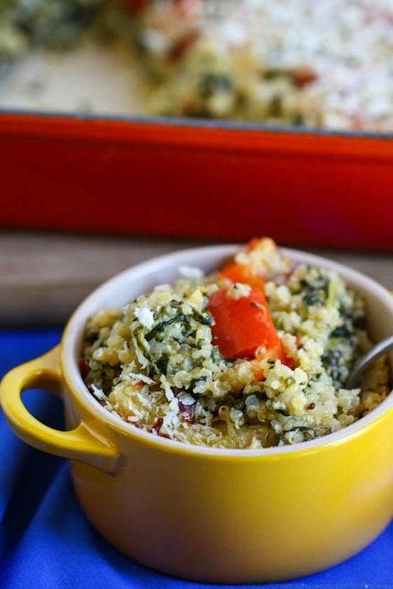 Quinoa is the New Rice