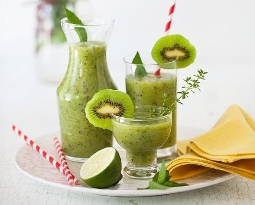 Apple and Kiwi Juice