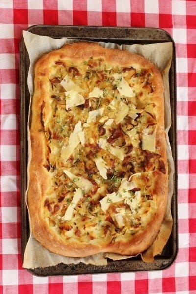 Potato Pizzas