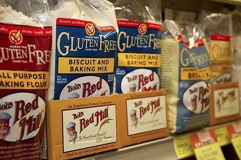 Gluten-free Items