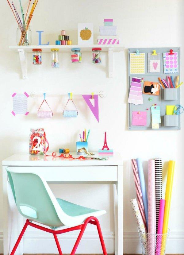 Use a Desk Organizer