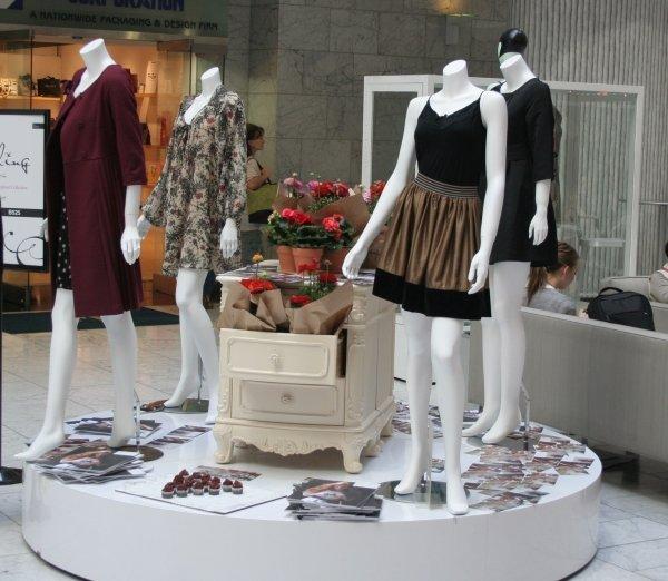 The Fashion District