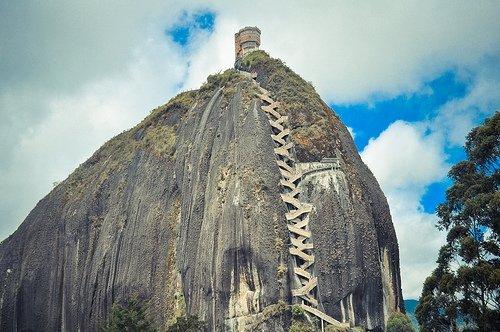 El Penol, Guatape Colombia