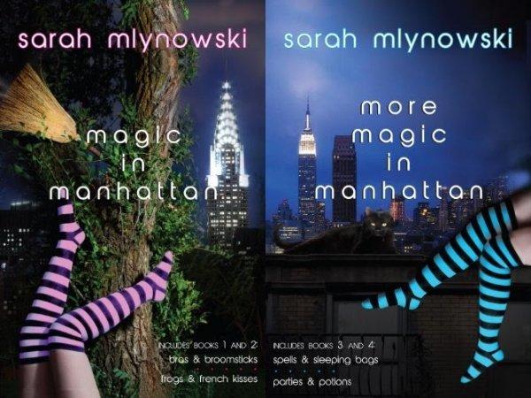 Magic in Manhattan by Sarah Mylnowski