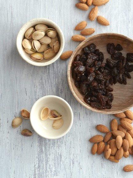 Fruit + Nuts