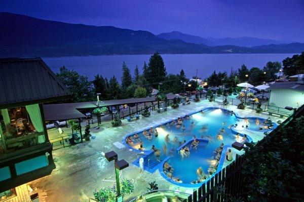 Ainsworth Hot Spring Resort