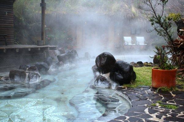Termas De Papallacta Hot Springs
