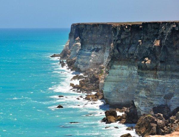 Australia's Bunda Cliffs