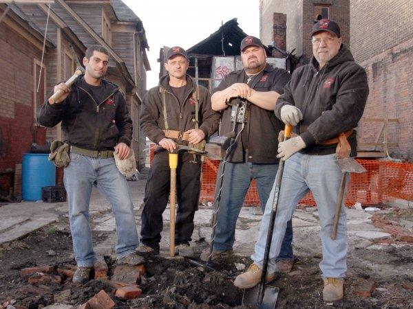 American Digger/Savage Family Diggers