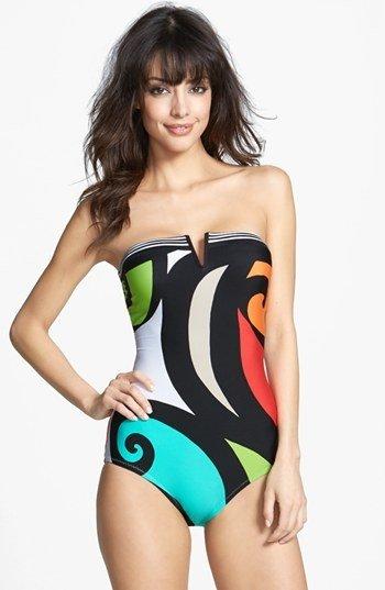 Pop Wave Swimsuit