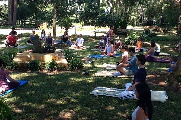 Jatoba Terra Prana Lar Yoga - San Carlos, Brazil
