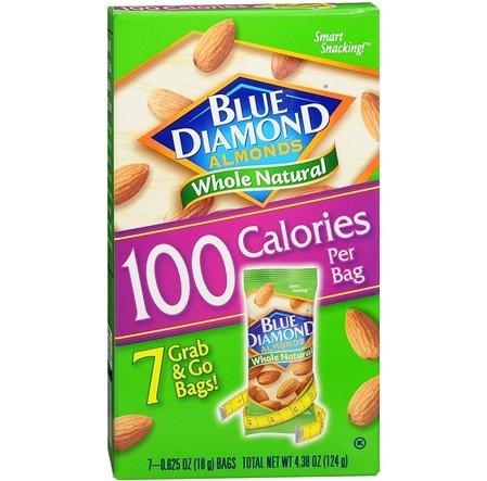 Blue Diamond 100 Calorie Almond Packs