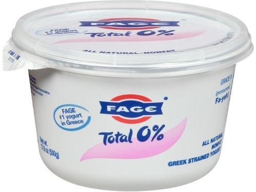 Fage 0% Nonfat Greek Yogurt