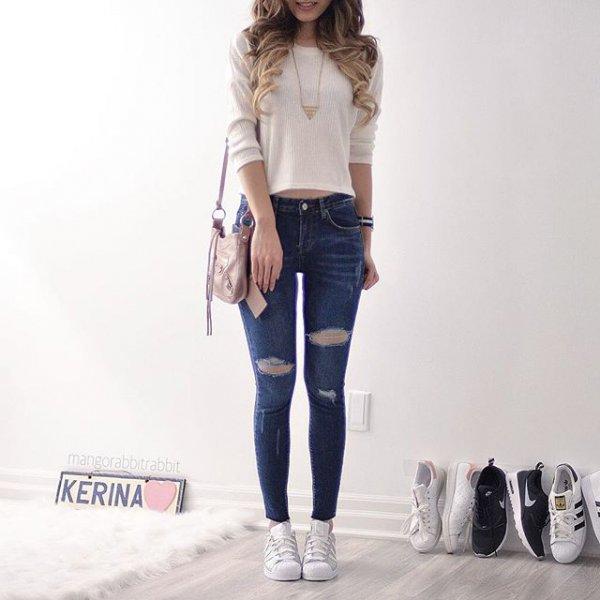 clothing, denim, jeans, leather, footwear,