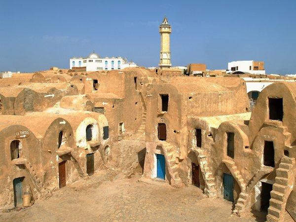 Ksar Medenine, Tunisia