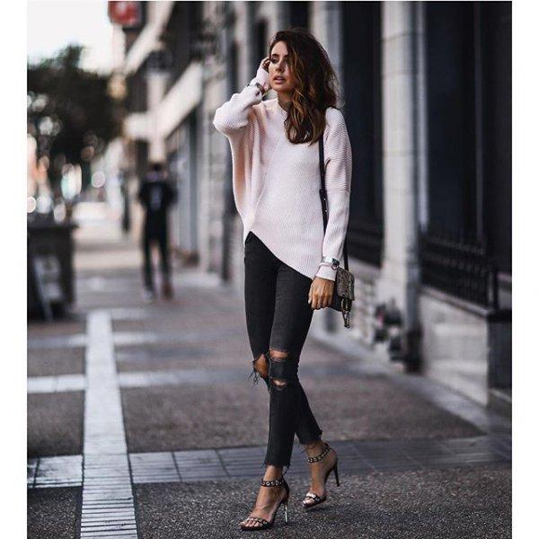black, clothing, footwear, sleeve, jeans,