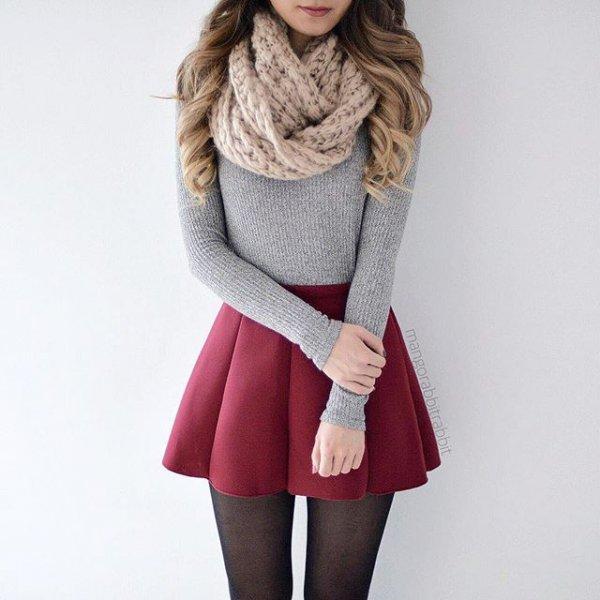 clothing, sweater, leather, jacket, coat,