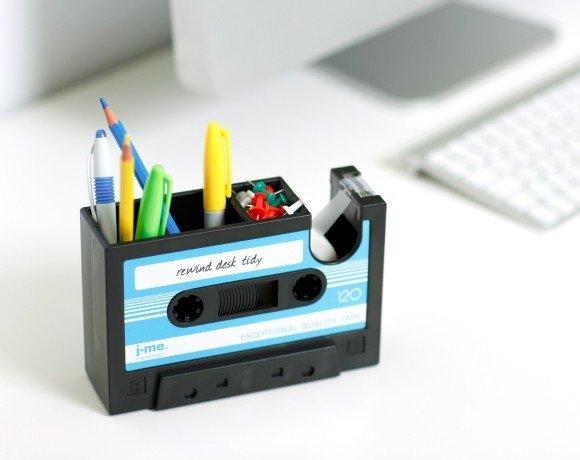 Rewind Desk Organizer- Assorted One
