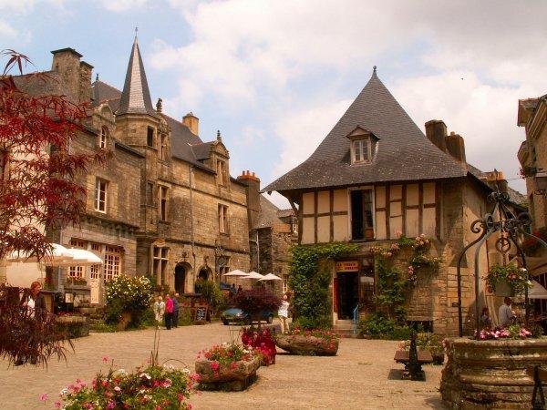 Rochefort-en-Terre, Morbihan