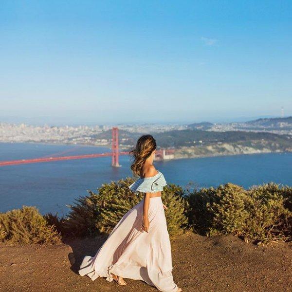 San Francisco, wedding dress, photograph, bride, woman,