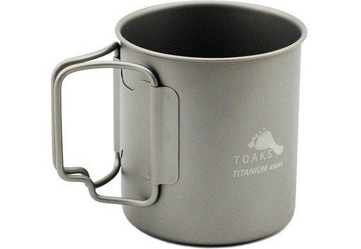 Titanium 450ml Cup