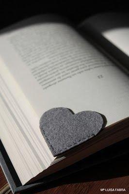 Felt Bookmarker...